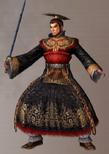 Sun Quan Alternate Outfit 3 (DW4)