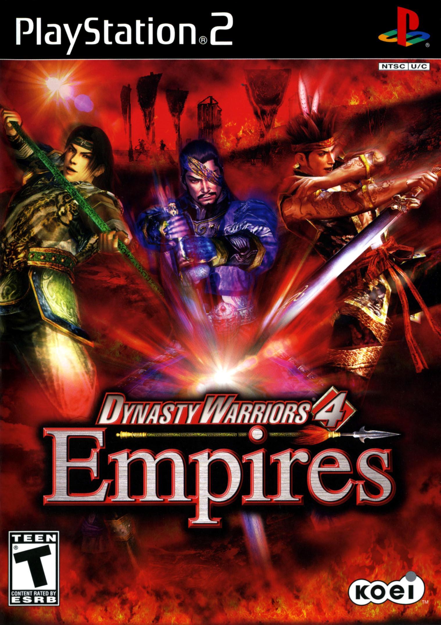 Dynasty Warriors 4: Empires