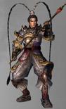 Lu Bu Alternate Outfit (DW4)
