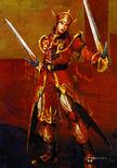 Dynasty Warriors 4 Artwork - Lu Xun