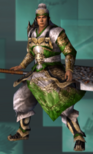 Guan Ping Alternate Outfit 2 (DW5)