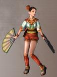 Xiao Qiao Alternate Outfit 2 (DW4)