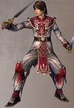 DW5 Lu Xun Alternate Outfit
