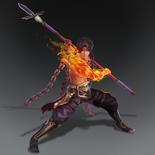 Yukimura Sanada Deified Form (WO4)