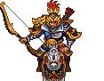 Zhang He Battle Sprite 3 (ROTKLCC)