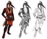 Ling Tong Concept Art (DW9)