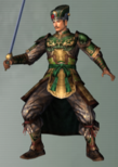 Liu Bei Alternate Outfit 2 (DW4)