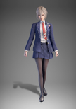 Lu Lingqi Uniform Costume (DW9 DLC)