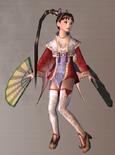 Da Qiao Alternate Outfit 3 (DW4)