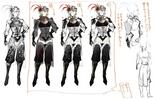Lu Lingqi Concept Art (DW9)