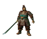 Xiahou Yuan Alternate Outfit (DW3XL)