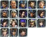 Wei Avatar Set (DW8 DLC)