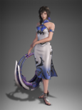 Wang Yi Dudou Costume (DW9 DLC)
