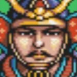 Minamoto Yoshitsune in Genghis Khan 2.jpg