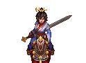 Wang Yi Battle Sprite (ROTKLCC)