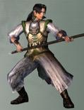Jiang Wei Alternate Outfit 3 (DW4)
