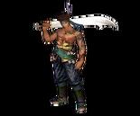 Gan Ning Alternate Outfit (DW3XL)