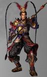 Lu Bu Alternate Outfit 2 (DW4)