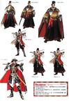 Nobunaga Oda Concept Art 2 (NAO)
