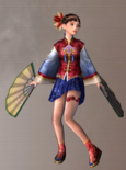 Da Qiao Alternate Outfit 2 (DW4)