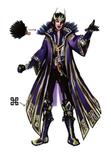 Sima Yi Concept Art 2 (DW6)