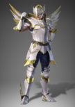 Yue Jin Knight Costume (DW9 DLC)