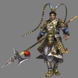 Lu Bu Alternate Outfit (WO)