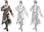 Liu Shan Concept Art (DW9)