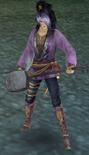 Motochika Chosokabe Alternate Outfit (SW2XL)
