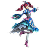 Gracia Special Costume (SW4 DLC)