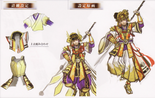 Hideyoshi Toyotomi Concept Art (SW4)