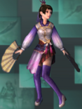 Da Qiao Alternate Outfit (DW5)