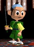 Toukichi Alternate Outfit (DW)
