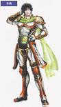 Li Dian Alternate Outfit (DW8)