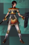 Xing Cai Alternate Outfit 2 (DW5)