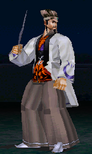 Zhuge Liang Alternate Outfit (DW)