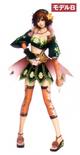 Sun Shang Xiang Alternate Outfit (DW6)