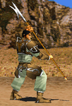 Lu Bu Alternate Outfit (DW)