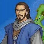 Uesugi Kenshin in Taiko Risshiden III