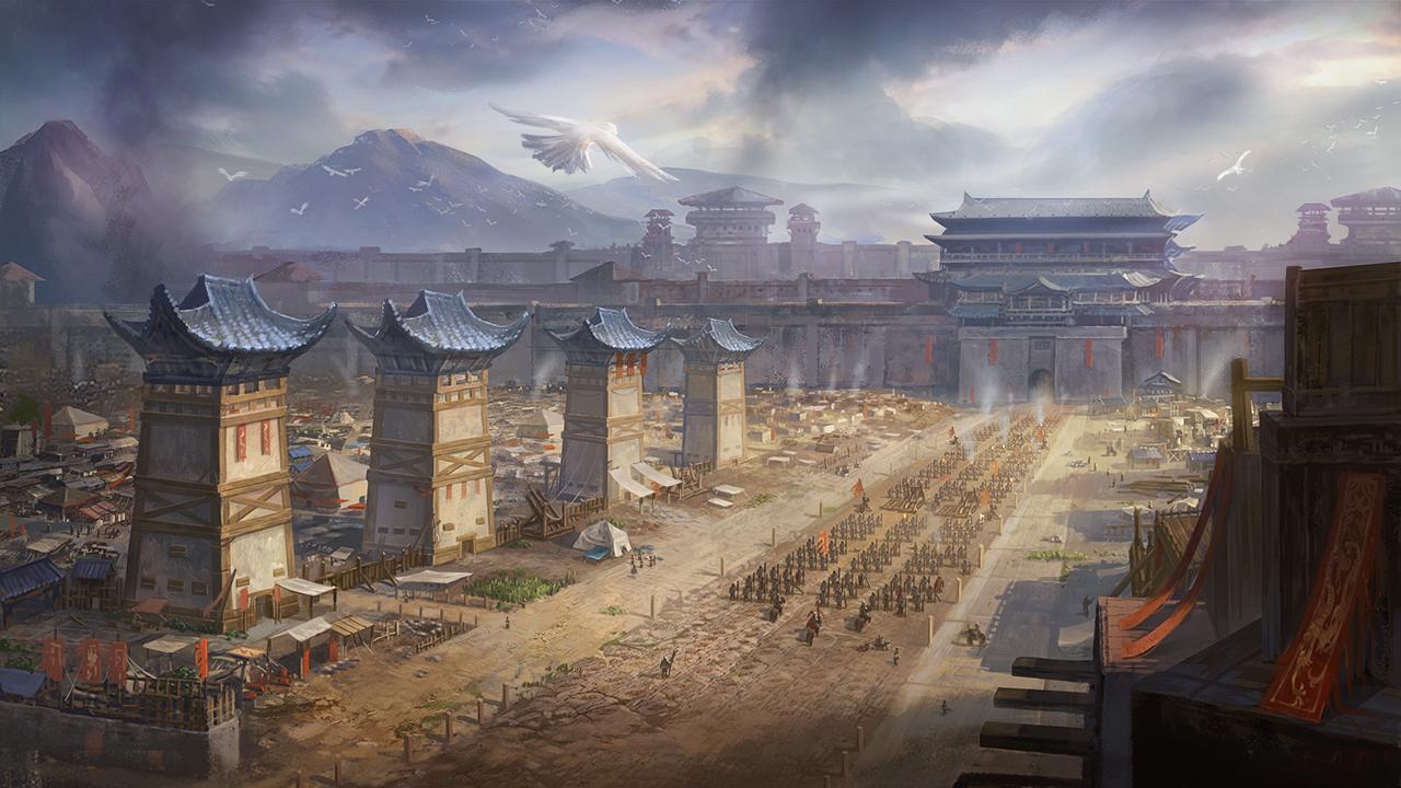 Romance of the Three Kingdoms: The Legend of Cao Cao/Alliance