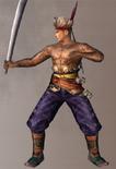 Gan Ning Alternate Outfit 3 (DW4)