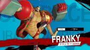 「ONE PIECE 海賊無双4」キャラクター紹介映像~フランキー(新世界)~ PS4 Nintendo Switch XboxOne