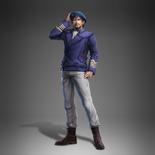 Zhuge Liang LGH Costume (DW9 DLC)
