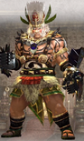 Meng Huo Alternate Outfit (DW7)
