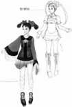 Da Qiao Concept Art (DW4)