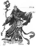Zhang Jiao Concept Art (DW4)