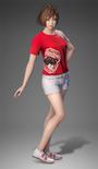 Sun Shangxiang Race Queen Costume (DW9 DLC)