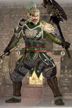 Pang De Alternate Outfit (DW7XL)