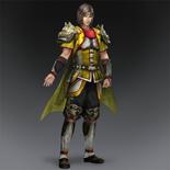 Guan Xing Collaboration Outfit (DW8XL DLC)
