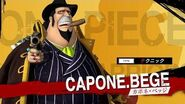 「ONE PIECE 海賊無双4」キャラクター紹介映像~ベッジ~ PS4 Nintendo Switch XboxOne